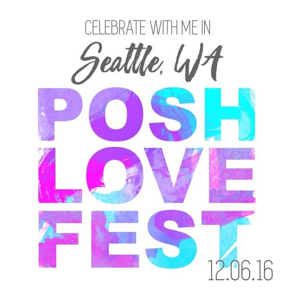 poshlovefest Other - #poshlovefest ONLY A FEW SPOTS LEFT! •LINK IN BIO•