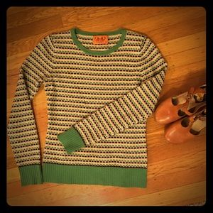 Juicy Couture Sweaters - Juicy Couture Crewneck Cashmere Sweater, Retro!