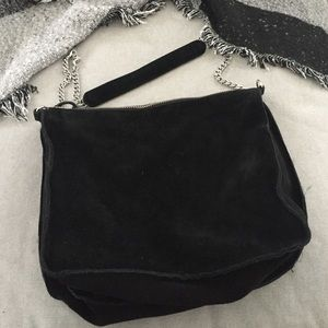 Zara Bucket Bag with Chain Handle