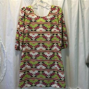 Dresses & Skirts - Cute watermelon color dress size medium!