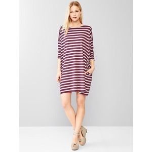 GAP Stripe Relaxed Dress