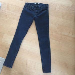 Jbrand skinny jeans worn once sz 26