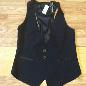 Jackets & Blazers - 🆕 Women's Black Vest