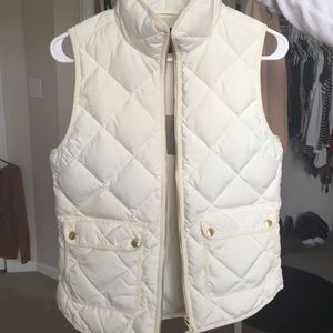 J. Crew Jackets & Blazers - Jcrew excursion quilted vest