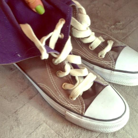 Airwalk sneakers Make an offer! Grey airwalk converse style