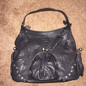 ONE DAY SALE!! Vintage Betsey Johnson Large Hobo