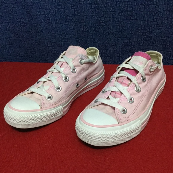 CONVERSE ALL STAR . Pink OX . 35 5