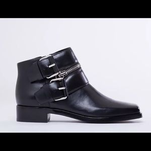  KENZO  Motorcycle boots RARE size 40