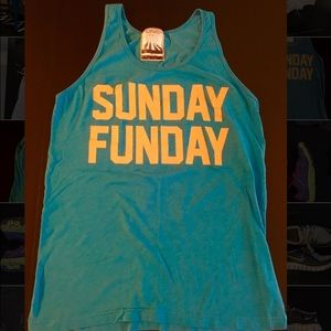 Kid Dangerous Other - Sunday Funday Kid Dangerous tank top