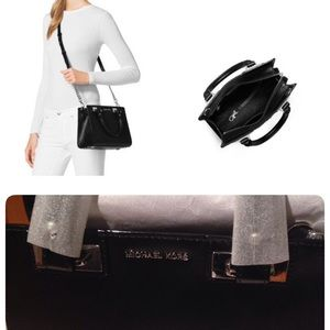 ee20160f799a Michael Kors Bags - Michael Kors Quinn small satchel