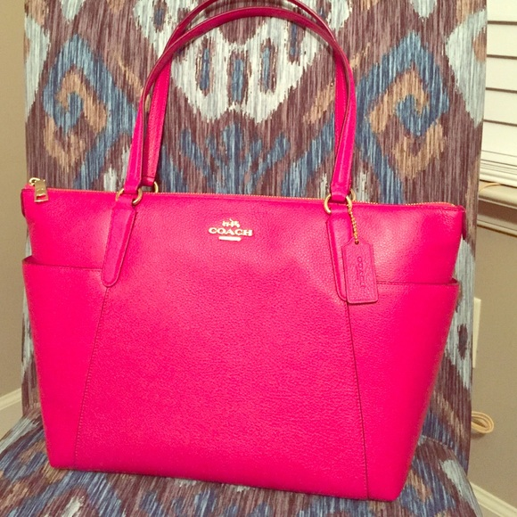 32260de1f83a ❌LAST CALL❌Coach Ava II- pink ruby. Listing Price   150