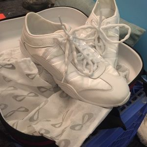 Shoes - White Nfinity Cheer Sneakers- Make me an offer!