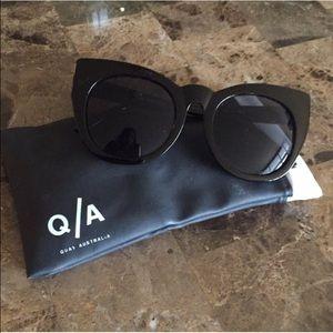 Quay Accessories - Quay Australian Cat Eye Sunglasses