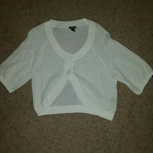 Kenneth Cole reaction L cardigan sweater