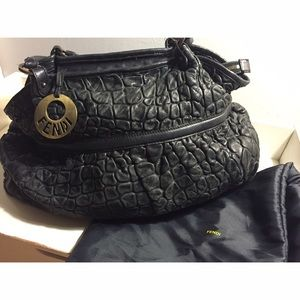 Fendi Handbag with Dust bag