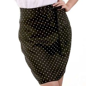 64 liz claiborne dresses skirts adorable polka