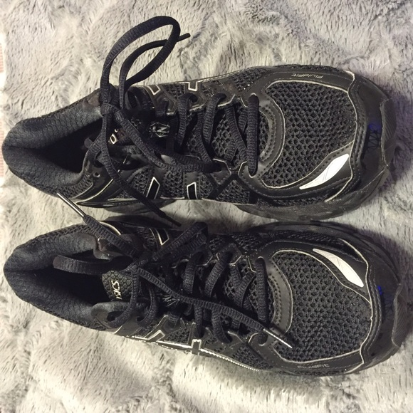 asics Shoes   Gel Kayano 21 Black