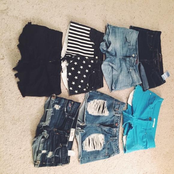 Levi's Pants - Summer Shorts Bundle!!