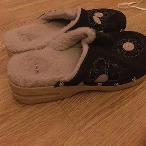 Kohl's girls platform shoes