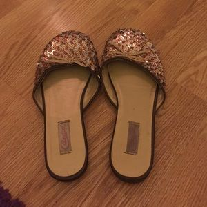 SALE 💥 Young girl sparkly flats