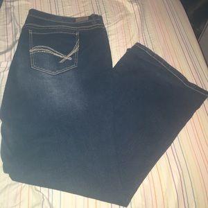 Reign Denim - Reign plus size jeans
