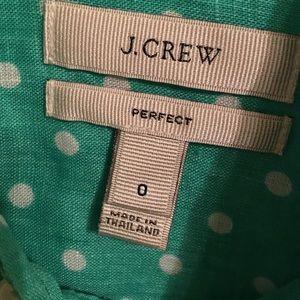 J. Crew Tops - J. Crew Linen Button Up