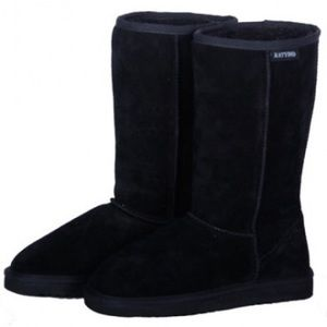 Katydid Shoes - 2 for $20 Black leather boots