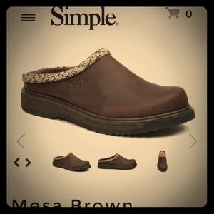 Simple Shoes - SIMPLE slide on shoes