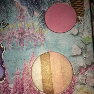 Too Faced Makeup - RARE TOO FACED ENCHANTED GLAMOURLAND PALETTE❤️❤️❤️