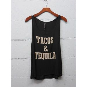 Tops - 1 HOUR SALE!! Tacos & Tequila Top-LARGE