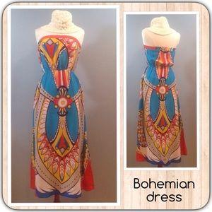 NWT Boho chic dress