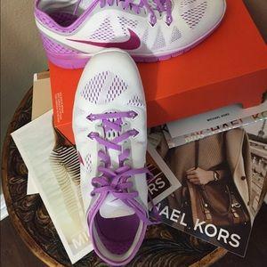 Brand New Women's Nike Free Size 10