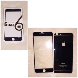 Accessories - iPhone 6+ Tempered Glass