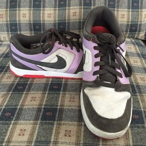 Nike Air customized sneakers