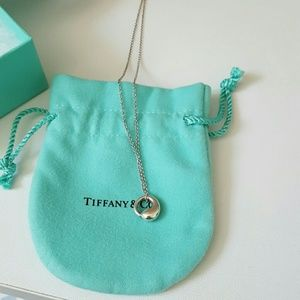 Tiffany & Co Elsa Peretti Eternal Circle Pendant