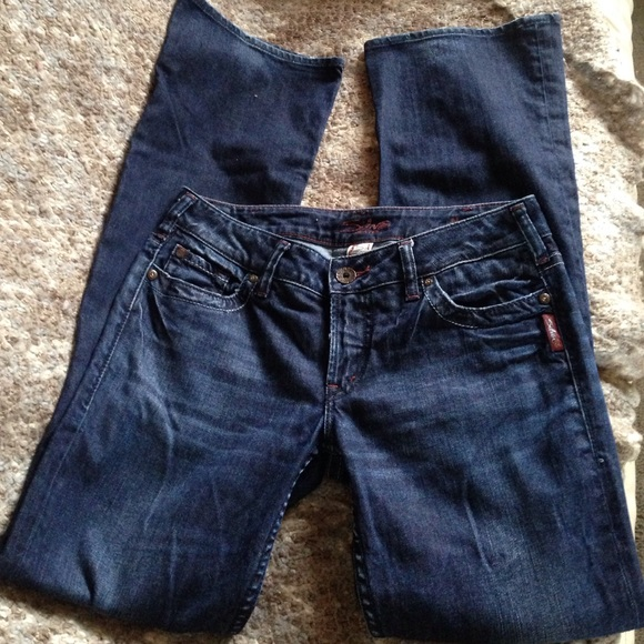 Silver Jeans - Silver jeans! Toni. Sz. 30 from Chelsea's closet on ...