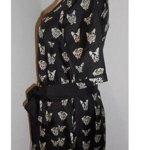 024035b9708ac Anthropologie Dresses - Anthropologie FRENCH bulldog dog dress or tunic xs