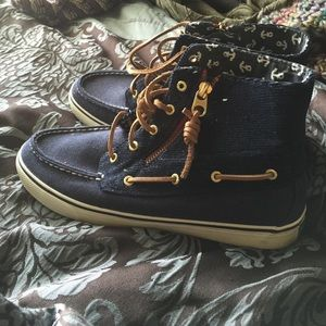 Sperry Top-Sider Shoes - High top Sperrys