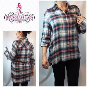 Hourglass Lady