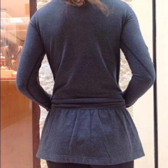 de12aef92a4 Lululemon athletica tops lululemon peplum tunic inkwell nwt jpg 580x580 Lululemon  tunic