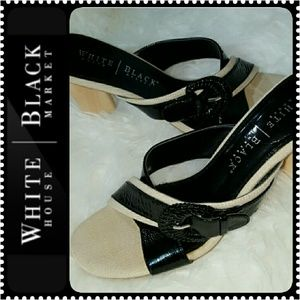 White House Black Market Sandals