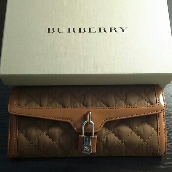 Burberry Wallet For Sale