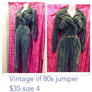 Vintage 80s jumper
