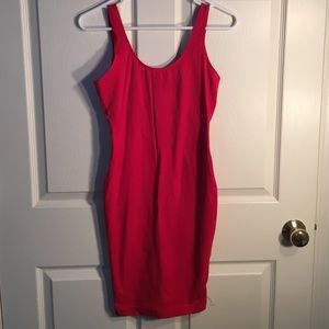Red American Apparel Dress