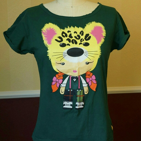 🎁BOGO! Harajuku lovers mini t shirt Gwen Stefani