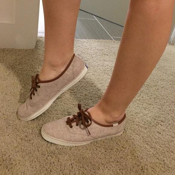 8027b5fdc40 keds Shoes - Keds Champion Wool - Oatmeal (Like New)
