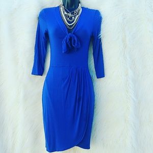 ASOS Blue Dress