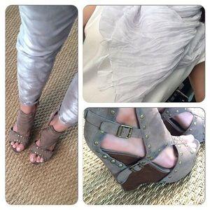 Ash Shoes - ASH wedges