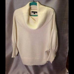 Express cowl neck sweater
