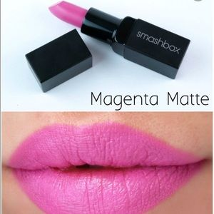"Smashbox Be Legendary Lipstick in ""Magenta Matte"""